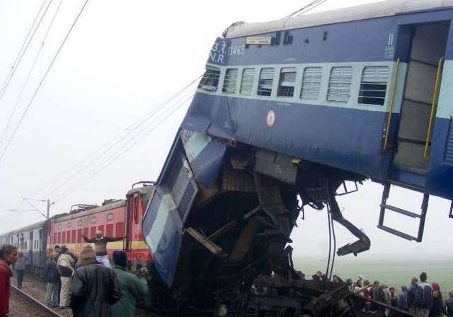 train accident in northern