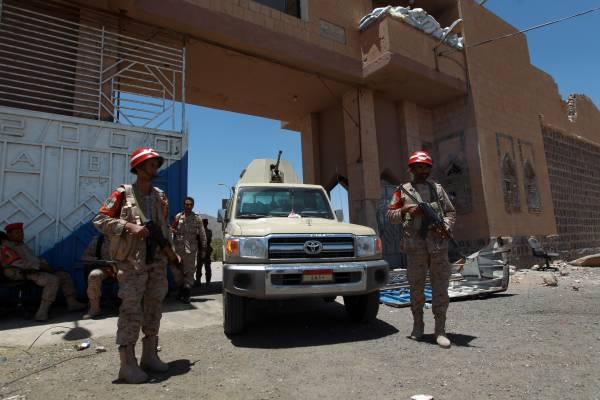 1200 Escape Yemen Prison Amid Clashes