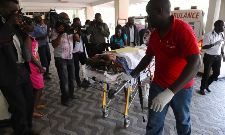 Somali Militants Kill 147 at Kenyan University