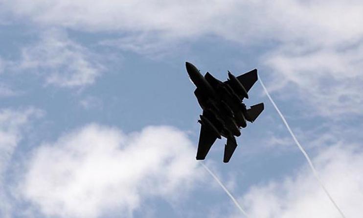 35 Killed in Air Strikes
