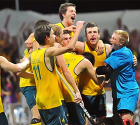 Australia clinch Youth Olympic Gold – Silver for Pakistan
