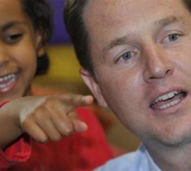 Clegg rejects budget criticism