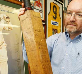 Country's first cricket museum set up