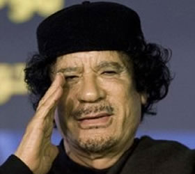 Europe should convert to Islam: Gaddafi