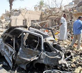 Iraq blasts kill 50, injure hundreds