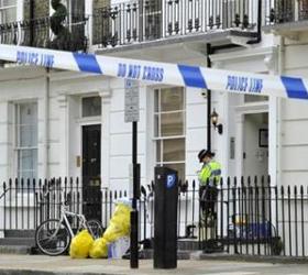 MI6 worker found murdered in London