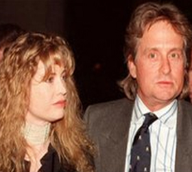 Michael Douglas and ex-wife wrangle over film proceeds