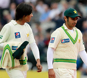 Pakistan betting scandal: the key figures