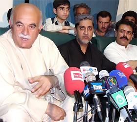 Retain Baloch-Pashtun Unity