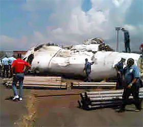 14 dead, 4 missing in Venezuelan plane crash