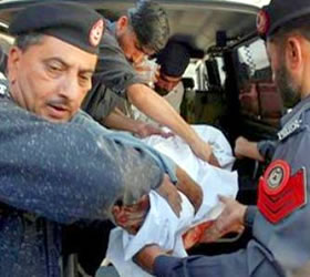 2 Muttahida men shot dead
