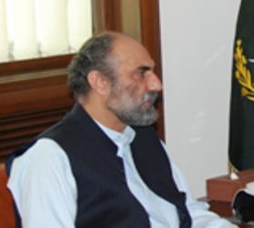 CM Raisani meets Gen.Kiyani