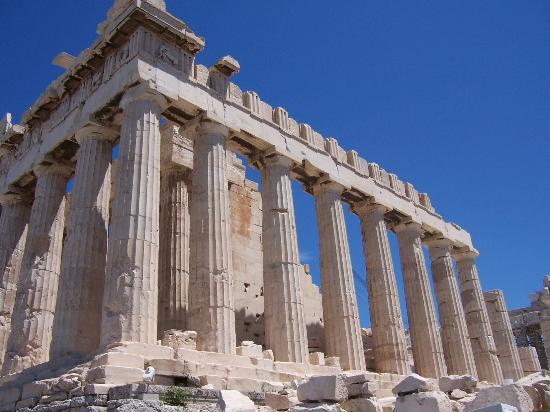 Athens-The city of gods