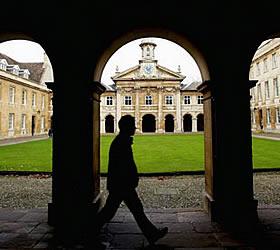 Cambridge ousts Harvard as world's best university
