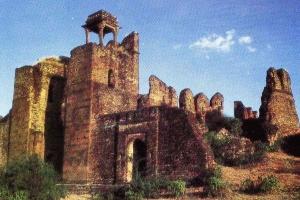 Chandwali-Gate