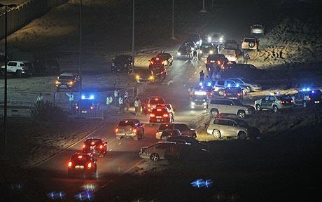 UPS cargo plane crashes in Dubai, killing two