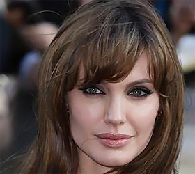 Angelina Jolie 'looked better with her Lara Croft figure'