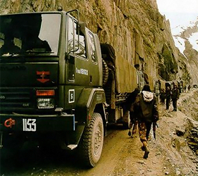 Army out after Deganga rioting