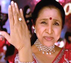 Asha Bhosle turns 77 today