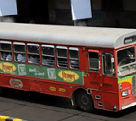 At least 50 feared dead in Indian bus accident