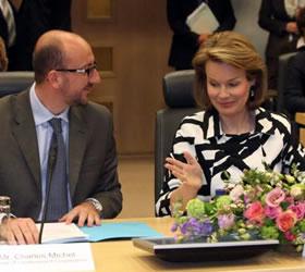 Belgian delegation calls on Governor