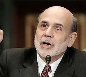 Ben Bernanke: new regulations may prompt ' too big to fail' banks to break up