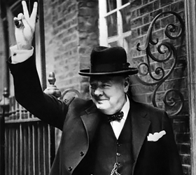Book claims Churchill deliberately let millions of Indians starve to death