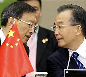 China makes its North Korea move