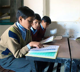 Destruction of records in KP schools