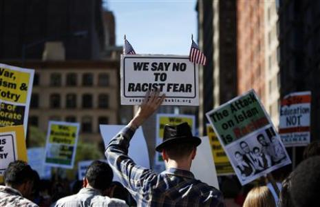 Tensions over Quran spark isolated incidents on 9/11