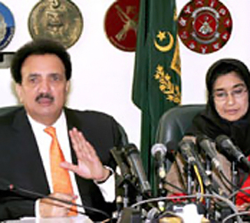 Dr. Aafia's lawyers to reach Islamabad shortly for her repatriation: Malik