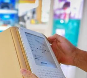 E-readers yet to win mass market in China