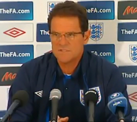England v Bulgaria: Fabio Capello blasts media which has turned him from god to a 'monster'