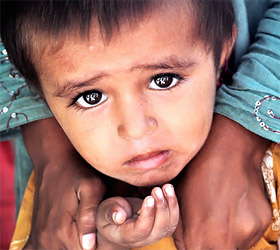 Faces of Pakistan's devastation