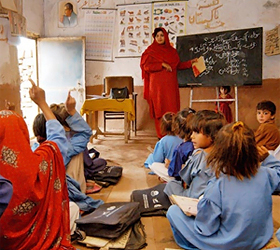 Floods Damage 980 Schools in Balochistan