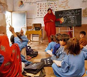 Floods Damage 980 Schools in Balochistan