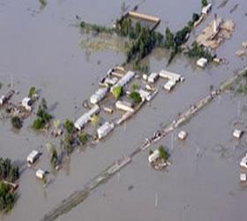 Floods destroyed 7,277 Sindh villages