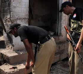 Fourteen killed, 34 injured in Lakki Marwat explosion
