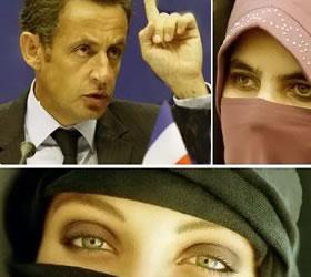 French Law Bans Islamic Veil