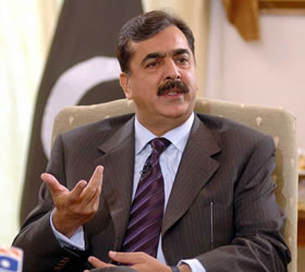 Govt to continue policy of reconciliation: Gilani