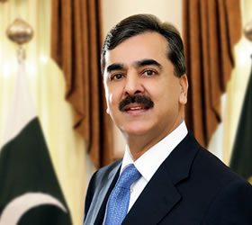 Govt to focus on uplift of less developed areas; Gilani