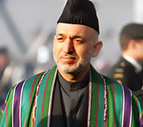 Hamid Karzai to arrive in Pak today