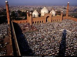 Subdued Eid in Pakistan