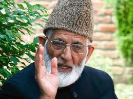 Geelani not to meet all-party delegation