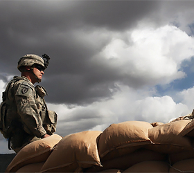 Iran detains seven U.S. troops: report