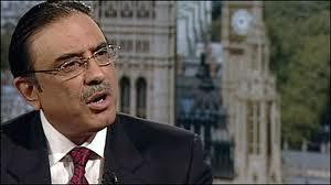 'Trade not aid' is slogan of government: Zardari