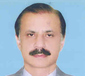 Kamran Lashari new Chief Secretary Sindh