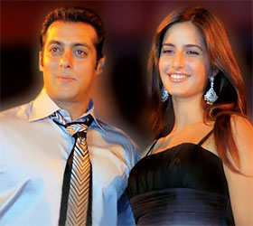 Kat & I together: Salman