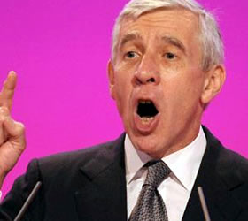 Labour Party Conference: Jack Straw says Labour must reach out to middle Britain