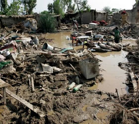 Malaysians donate Rs 9.78 mln for flood victims